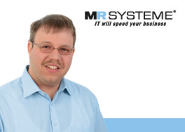 Stefan Lewantoski - technischer Service, MR SafeCloud